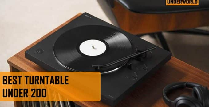 Best Turntable Under 300