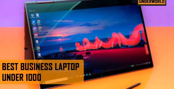 Best business laptop under 1000