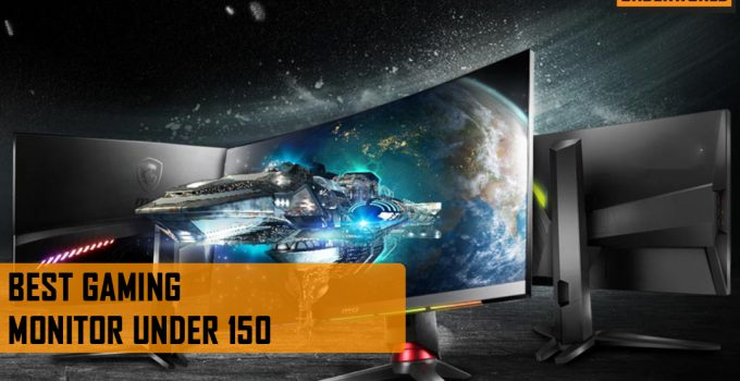 best gaming monitor under 150