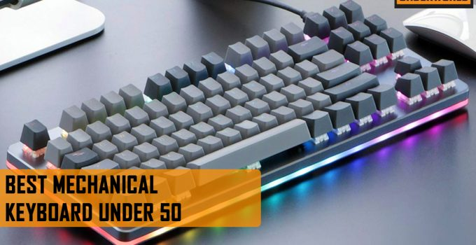 best mechanical keyboard under 50