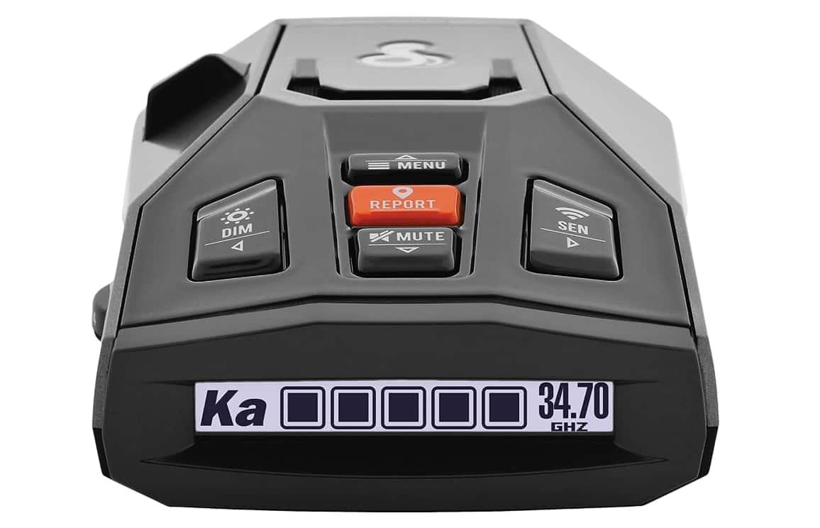 best radar detector under 200