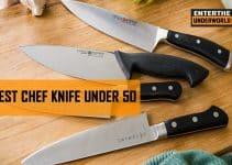 Best chef knife under 50