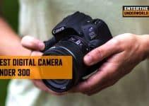 Best digital camera under 300