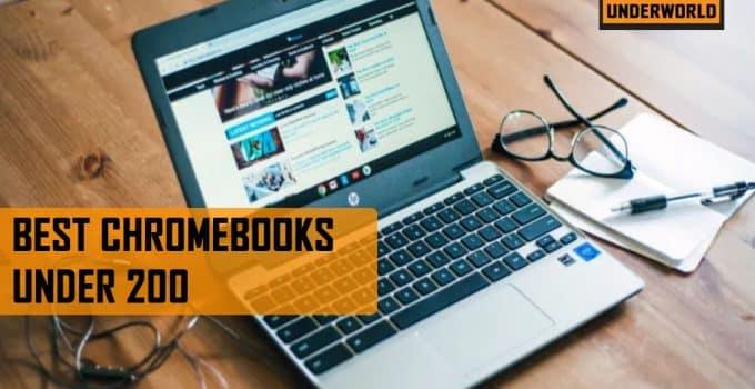 best Chromebook under 200