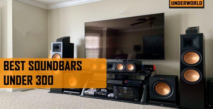 best soundbars under 300