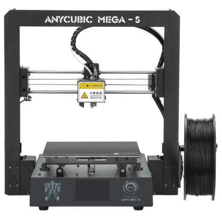 ANYCUBIC Mega-S New Upgrade 3D Printer best 3D printer under 1000