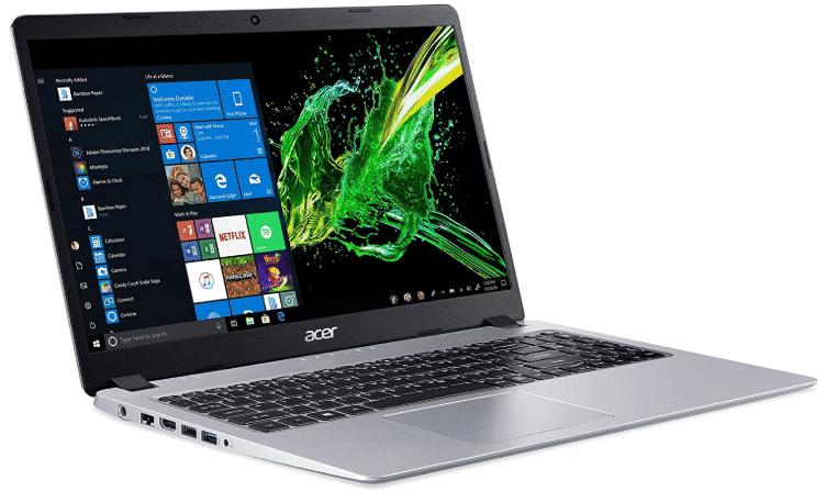 Acer Aspire 5 Slim Laptop best gaming laptop under 600