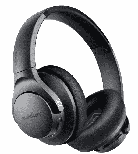 Anker Soundcore Life Q20 Hybrid Active Noise Cancelling Headphones BEST BLUETOOTH HEADPHONES UNDER 200