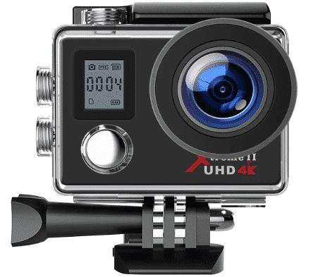 Campark Action Camera 4K best action camera under 100
