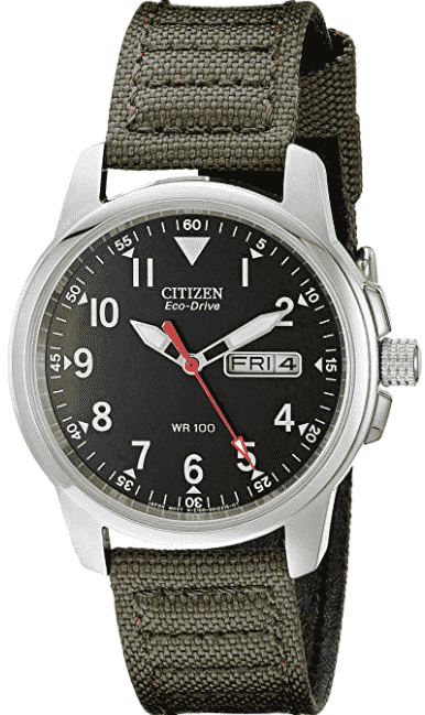 Citizen Eco-Drive Chandler Field Watch best automatic watches  under 500