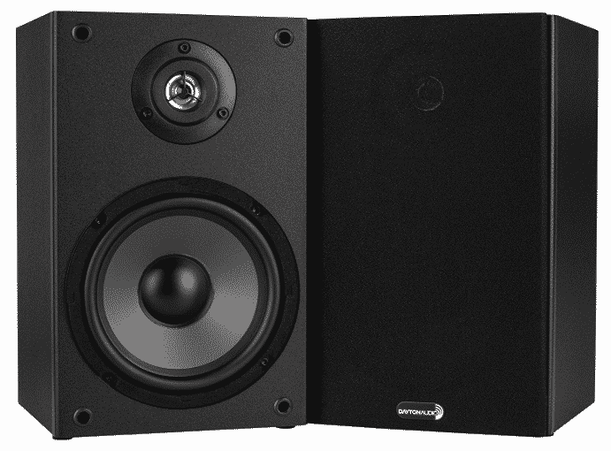 Dayton Audio best bookshelf speakers under 200