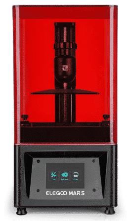 ELEGOO Mars UV Photocuring LCD 3D Printer - best 3D printer under 1000