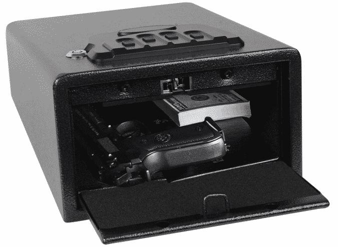 Electronic Gun Safe with Four-keypad best gun safe under 500