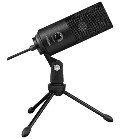FIFINE best condenser mic under 200