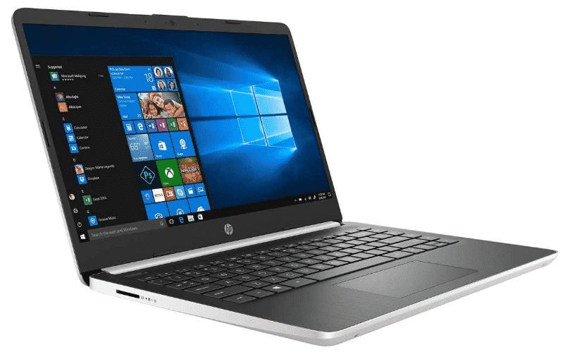 HP 14 best gaming laptop under 600