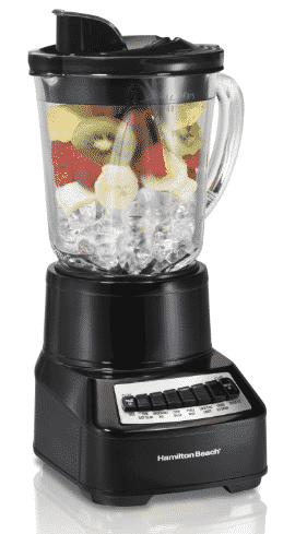 Hamilton Beach Wave Crusher Blender with 14 Functions - best blender under 100