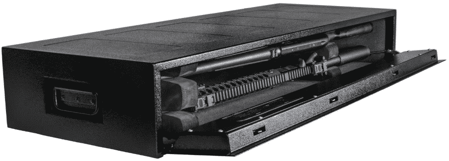 Hornady Rapid Safe AR Gun Locker - best gun safe under 500