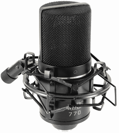 MXL Mics 770  best condenser mic under 200