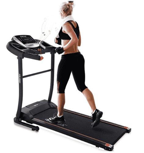 Merax Electric Folding Treadmill -  best budget treadmill under $500