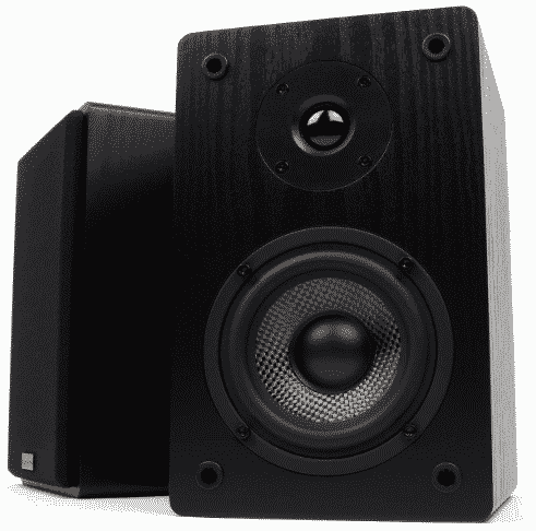 Micca MB42 Bookshelf Speakers best bookshelf speakers under 200