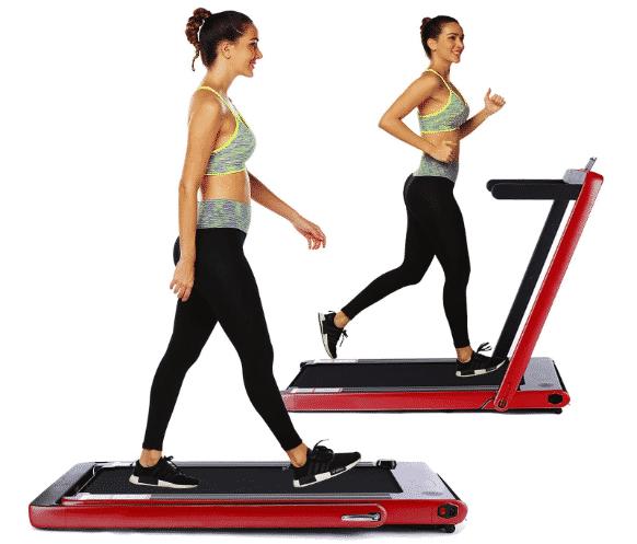 OppsDecor Under Desk Treadmill -best budget treadmill under $500