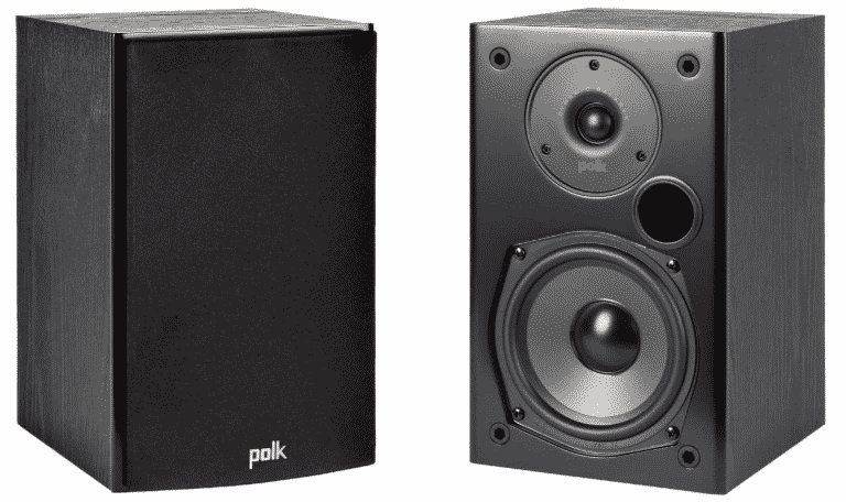 Polk Audio T15 100 Watt Home best bookshelf speakers under 200