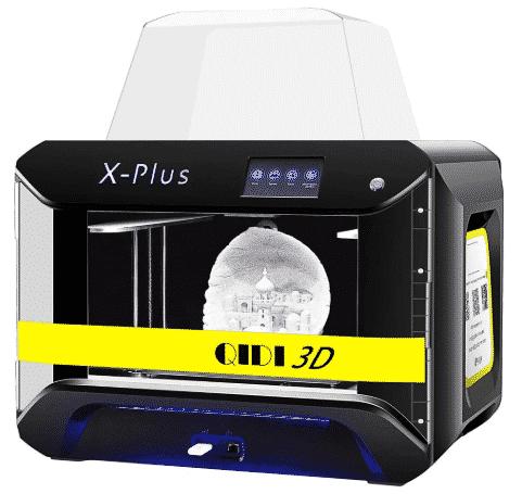 QIDI TECH 3D Printer best 3D printer under 1000