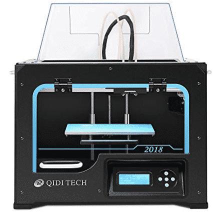 QIDI Technology Dual Extruder Desktop 3D Printer - best 3D printer under 1000