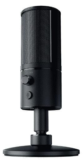 Razer Seiren X USB Streaming Microphone best condenser mic under 200