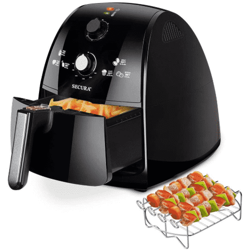 Secura Air Fryer best air fryer under $100