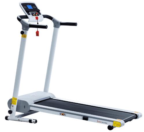 Sunny Health & Fitness Easy Assembly Motorized Walking Treadmill - best budget treadmill under $500