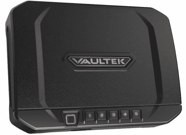 Vaultek VT20i Biometric Handgun Bluetooth Smart Safe Pistol Safe best gun safe under 500