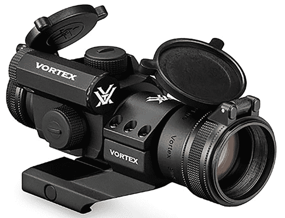 Vortex Optics Strikefire best AR 15 scope under 200