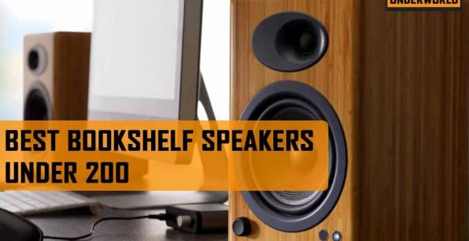 Best Bookshelf Speakers Under 200