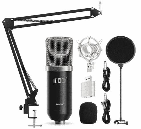 sgsag best condenser mic under 200