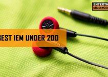 Best IEM Under 200