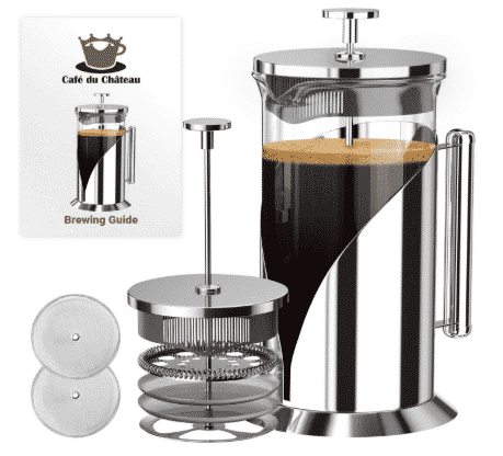 French Press - BEST COFFEE MAKER UNDER 50