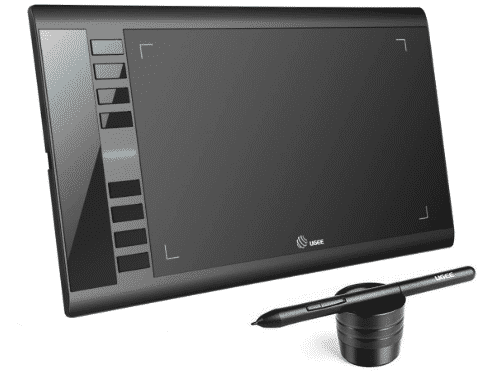 UGEE M708 - best drawing tablet under 100