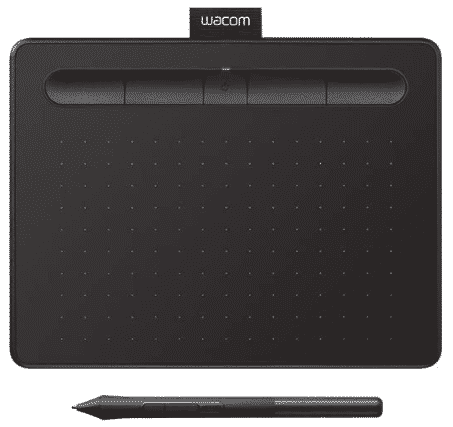 WACOM INTUOS - best drawing tablet under 100