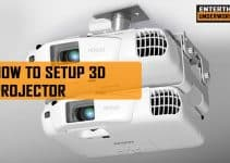 How To Setup 3D Projector