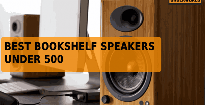 Best bbest bookshelf speakers under 500