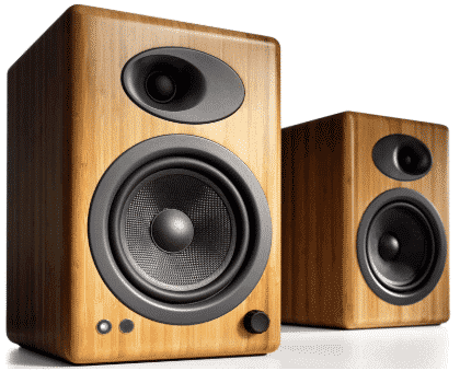 AUDIOENGINE A5 - best bookshelf speakers under 500