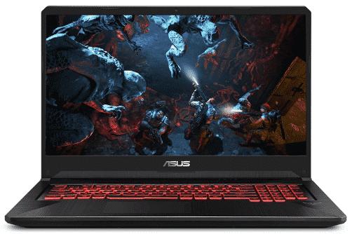 ASUS TUF  - best 17 inch laptop under 1000