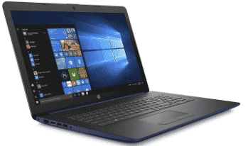 "HP 17.3"" HD+ - best 17 inch laptop under 1000"