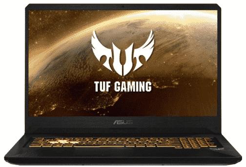 """ASUS TUF 17.3"""" - best 17 inch laptop under 1000"""