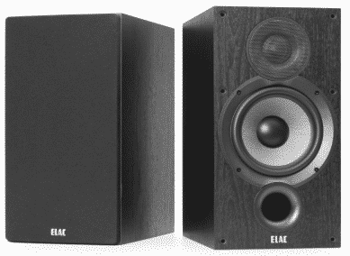 ELAC DEBUT - best bookshelf speakers under 500