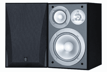 YAMAHA NS-6490 - best bookshelf speakers under 500