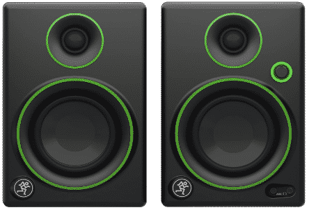 MACKIE STUDIO MONITOR - best bookshelf speakers under 500