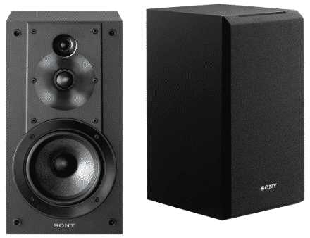 SONY SSCS5  - best bookshelf speakers under 500