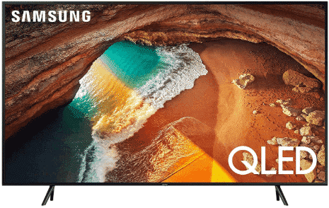 SAMSUNG QN75Q60RAFXZA - best 75 inch TV under 2000